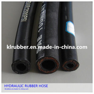 High Quality Hydraulic Drilling Rubber Hose for Oil Exploration