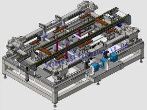 Full Automatic Solar Module Framing Machine (Gst-Zkj-001)