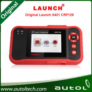Original Launch Creader Crp129 Update Online Support 4 System Engine, Transmission, ABS, Airbag Function as (CRP129) pictures & photos