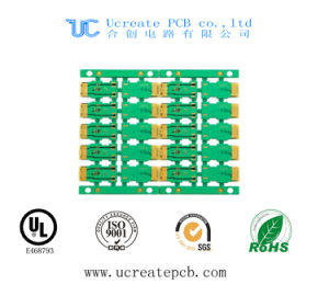 Gold Finger PCB Circuit Board with UL pictures & photos