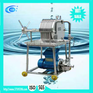 Stainless Steel Precision Water Treatment Filter
