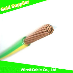 Copper Conductor Yellow Green Ground Wire