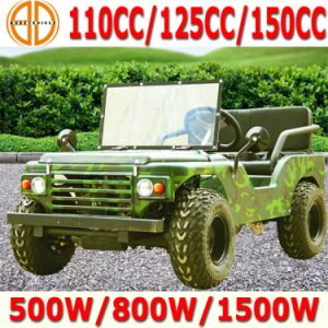 China 2015 New 110cc 150cc Mini Jeep Willys for Sale for Kids Use Go Kart pictures & photos