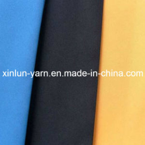 High Quality Polyester Pongee Woven Silk Thermal Fabric pictures & photos