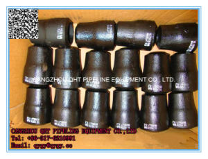Black Painting Wpl3 Wpl6 Low Temperature Pipe Con Reducer