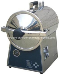 24 Liters Steam Sterilizer Table Top Dental Autoclave for Sale