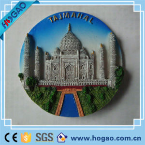 Resin Scenery Plate India Home Decoration pictures & photos