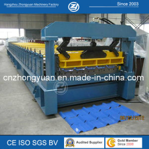 Water Proof Steel Roof Cold Forming Machine pictures & photos