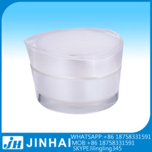 Hot Acrylic Lotion Bottle Cream Jar for Cosmetic pictures & photos