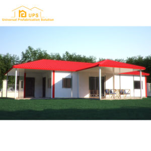 EPS Sandwich Panel Modular House with High Quality From China pictures & photos