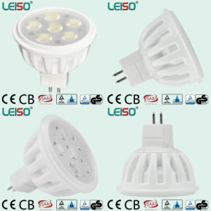 6W Standard Size 400lm Dimmable MR16 LED Spot Light (LS-S505-MR16-ED-EWWD/EWD) pictures & photos