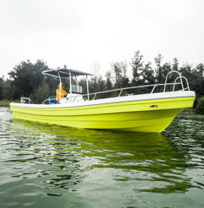 22FT Classic Motor Offshore Fishing Boats for Sale pictures & photos