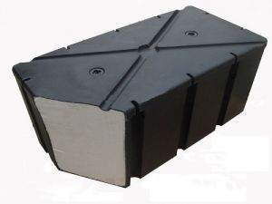HDPE Floating Box Pontoon Buoyancy for Floating Dock Floating Bridge Floating Pontoon