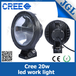 Car LED Light, LED Working Lamp Headlight 20W E-MARK
