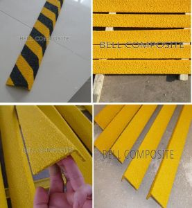 Fiberglass Nosing, Stair Tread Nosing pictures & photos