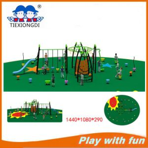 Commercial Garden Playing Equipment Txd16-Bh132 pictures & photos