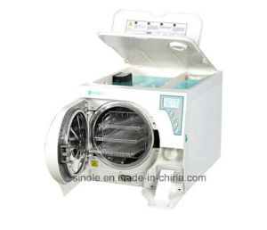 23L Open Tank Dental Autoclave with Build-in Printer LCD (SN-AC-23L-1)