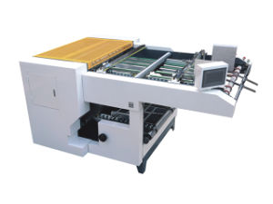 Automatic Cutting and Grooving Machine (ZX-850) pictures & photos