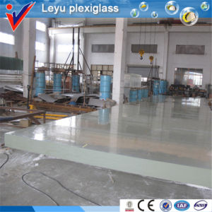 Leyu Acrylic Sheet for Fish Tank