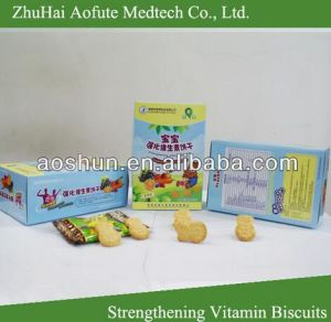 China Vitamin Biscuits pictures & photos