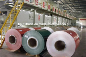 Dx51d Color Coated Galvanized Steel Coil PPGI for Sale