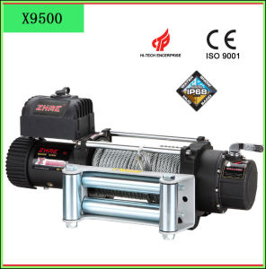 12V 9500lbs Offroad Winch with CE pictures & photos