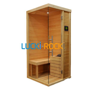 Traditional Sauna Room Portable Sauna For 1people (LR1012)