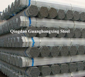 En 10219 ASTM A500, Cold Rolled, Welded ERW Steel Pipe