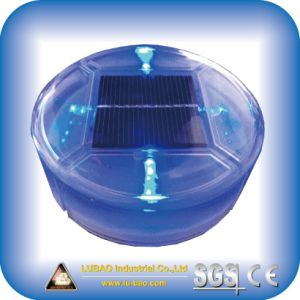 Solar LED Reflective PC Shell Road Stud