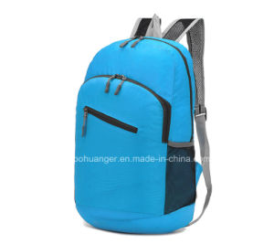 Outdoor Hot Sale Foldable Backpack in Hight Quality Nylon