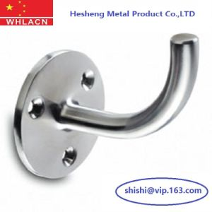 Stainless Steel Casting Staircase Railing Post Holder (Handrail Fitting) pictures & photos