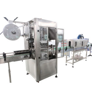 PVC Shrink Sleeving Labeling Machines for Bottle pictures & photos