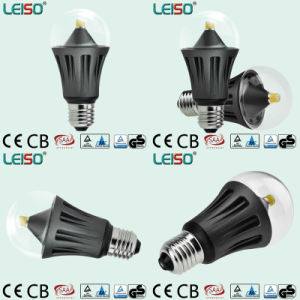 8W 90ra Dimmable 3D COB 330 Degree LED Bulb (LS-BA609-BWWD/BWD) pictures & photos