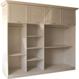 China Factory Price Aluminium Extrusion Aluminum Kitchen Cabinet
