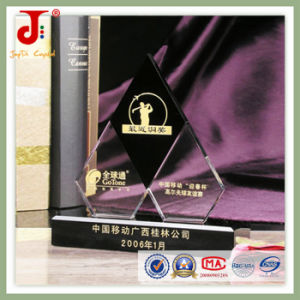 Factory Shop Engraving Crystal Glass Trophy pictures & photos