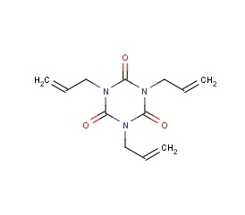 Chemical Reagent 1, 3, 5-Tri-2-Propenyl-1, 3, 5-Triazine-2, 4, 6 (1H, 3H, 5H) -Trione CAS 1025-15-6 pictures & photos