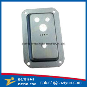 OEM Metal Steel Cover with Forming