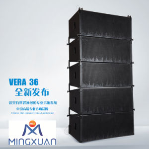 "Very High Quality Dual 12"" Vera36 Outdoor Line Array PRO Auido Speaker pictures & photos"