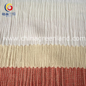 Cotton Washed Dyeing Crepe Fabric for Textile Garment (GLLML145) pictures & photos