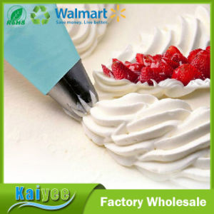 Reusable Silicone Decorating Bag Icing Piping Cream Pastry Bag pictures & photos