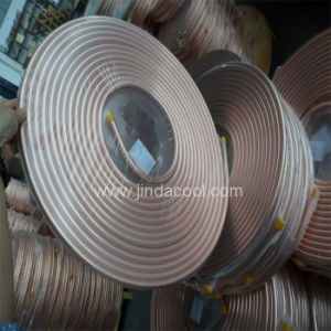 Copper Coil Copper Tube in Air Conditioner pictures & photos