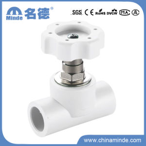 PPR Heavy Stop Valve for Building Materials pictures & photos