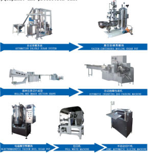 Hard Sugar (sliced sugar) Complete Equipment and Production Line