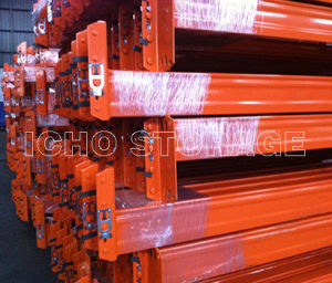 CE Certified Heavy Duty Warehouse Pallet Metal Storage Rack pictures & photos