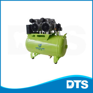 Piston Type Dental Silent Oil Free Air Compressor