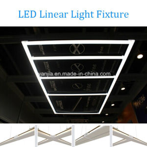 China diy free connection office linear led light bar china linear diy free connection office linear led light bar mozeypictures Images