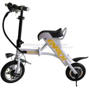 China Enrich 2016 New Products Portable Foldable E Scooter S Mini Electric Folding Fox