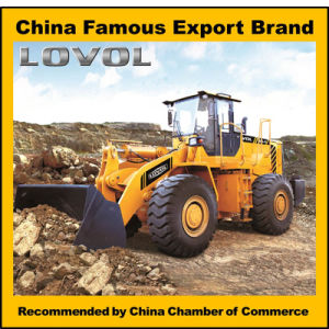 Lovol FL956F-II heavy duty wheel loader pictures & photos