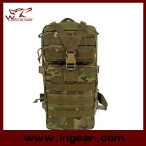Tactical Molle 600d Oxford Fabric Backpack Travel Bag pictures & photos