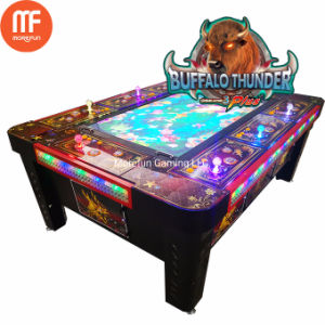 New Table with Newest Igs Ocean King 3 Plus Buffalo Thunder Linked with Ocean King Jackpot System